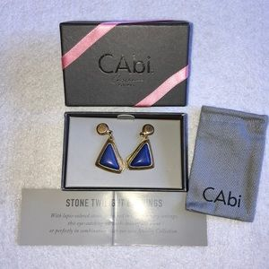 New CABI earrings